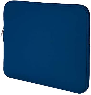 RAINYEAR 13 Inch Laptop Sleeve Protective Case Soft Carrying Bag Zipper Cover Compatible with 13.3 MacBook Air/Pro/Retina/Touch Bar for 13