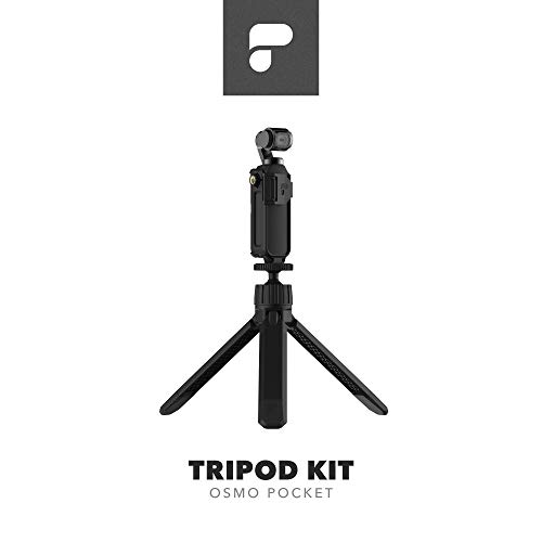 PolarPro Tripod Kit for Osmo Pocket (Includes Tripod and Osmo Pocket Tripod Mount)