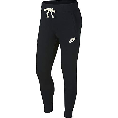 Nike Mens Heritage Jogger Pants Black Heather/Sail 928441-011 Size 2X-Large ()