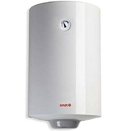 Termo eléctrico SIMAT NTS SIM 100 VR 100 litros 1500W 91.3 x 45 x 48 cm