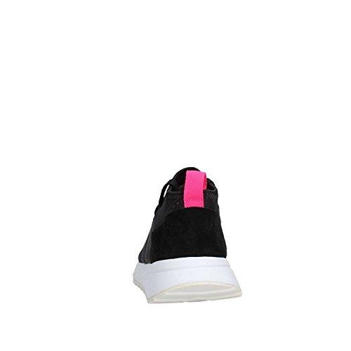 adidas Damen FLB Mid W Fitnessschuhe Schwarz (Negbas / Negbas / Ftwbla)