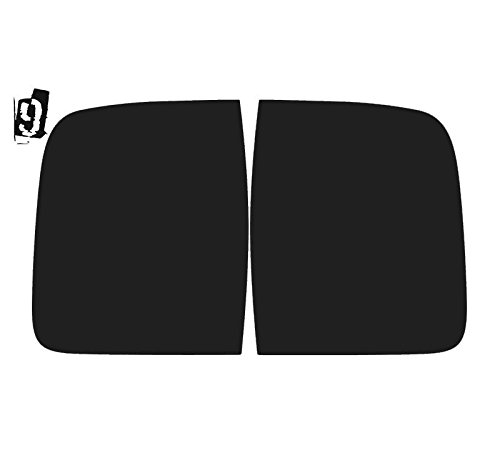 05 f150 smoked headlight covers - 7
