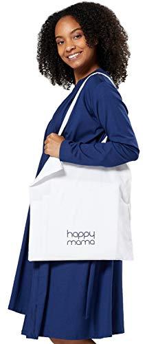 HAPPY MAMA Donna Set Vestaglia e Camicia da Notte prémaman L'Allattamento 1009