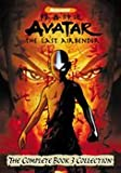 Avatar: The Last Airbender - The Complete Book Three Collection (DVD)