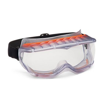 Cyclone Goggle - Goggles & Faceshields, Clear Lens Color, Clear Frame - Shield Face Cyclone