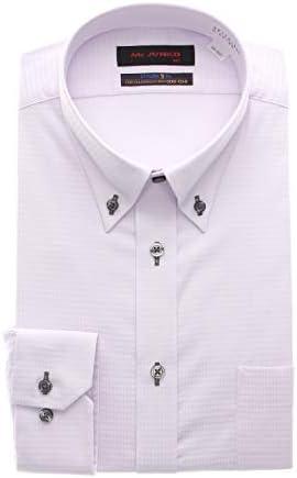 (ミスター ジュンコ ニセイ)Mr.JUNKO II世 オールシーズン用 ボタンダウンスタイリッシュワイシャツ TTJVS-331
