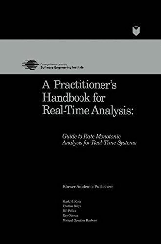A Practitioner's Handbook for Real-Time Analysis: Guide to Rate Monotonic Analysis for Real-Time Systems (Electronic Materials: Science & Technology) Pdf
