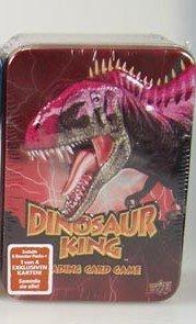 Dinosaur King Collector Tin Allosaurus Mit 6 Booster Pack Und 1