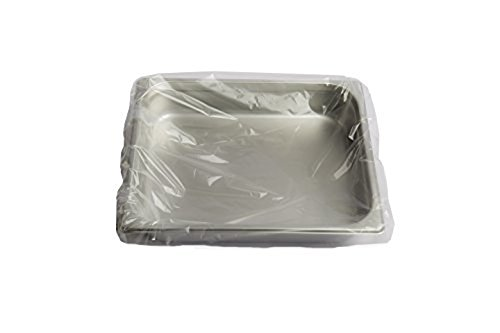 New Oven Safe Pan Liner - Half Pan Size, Shallow (2.5