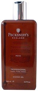 Pecksniffs Mens Professional Lemon, Cedar & Amber Shower Gel 16.9 Fl.Oz. From ()