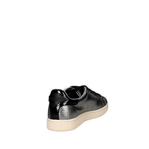 Serafini AI16DJCON02/37 Zapatillas De Deporte Mujer 04 Lace Metal Silver