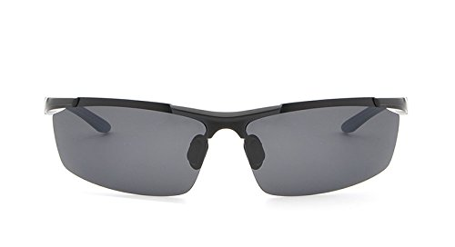 de conducen de la blue polarizadas Color Noche Gray Black los visión Vidrios Baianf Vidrios nocturnas Hombres Las Que Sol Masculinas Red Gafas Profesionales Sol de de Gafas de la fqfTYvI1