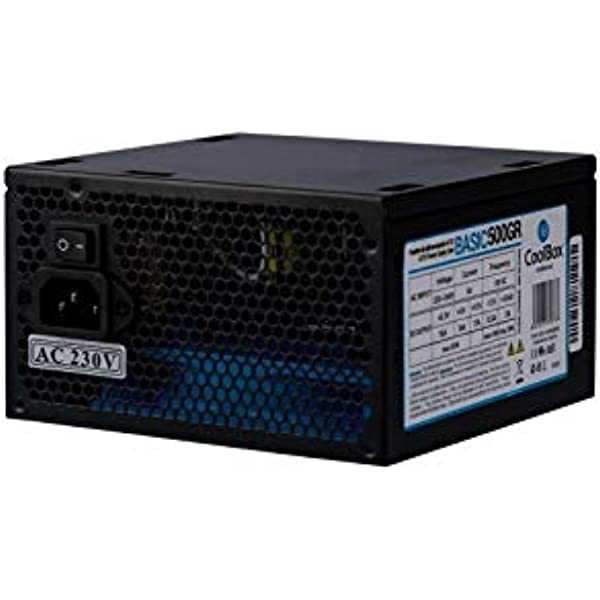 CoolBox Basic 500GR ATX Unidad de: Amazon.es: Electrónica
