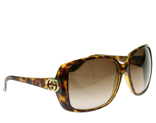 Gucci Women's GUCCI 3166/S Rectangular Sunglasses