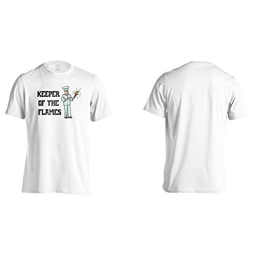 Hüter Der Flammen Herren T-Shirt k968m