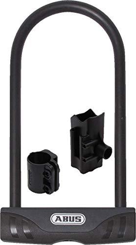 ABUS Beugelslot Facilo 32/150HB230 + USH32-houder – fietsslot met dubbele vergrendeling – ABUS veiligheidsniveau 7…