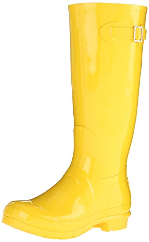 Nomad Footwear Women's Hurricane Ii Rain Boot, Yellow, 7 M US