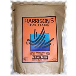 Harrison's High Potency Super Fine 1lb, My Pet Supplies