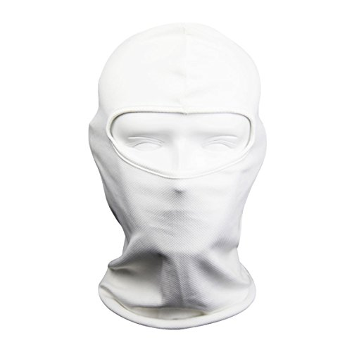 Candy Color Ultra Thin Ski Face Mask Under A Bike/Football Helmet (Football Face Mask)