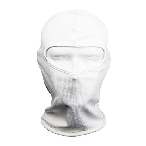 Candy Color Ultra Thin Ski Face Mask Under A Bike/Football Helmet (Football Face Mask)