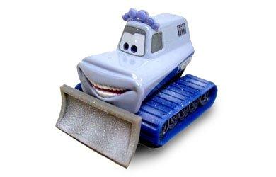 (Disney Pixar Cars Supercharged Yeti Diecast Car)