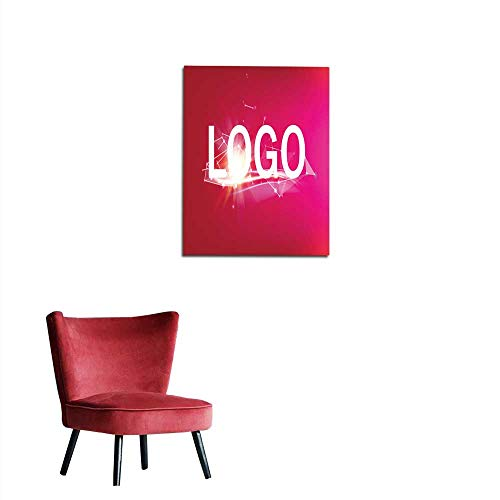 - Photo Wall Paper Abstract Geometric Logo Mural 32