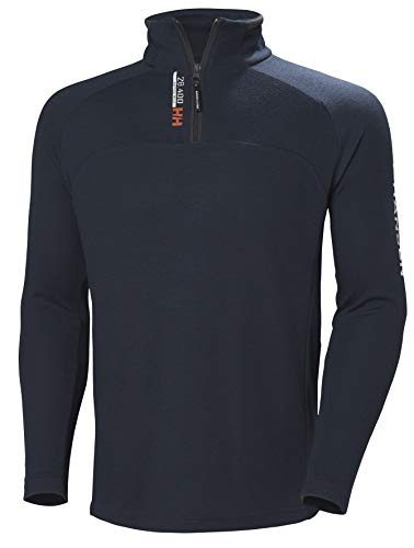 Helly Hansen Men's Hp 1/2 Zip Pullover, Navy, XX-Large ()
