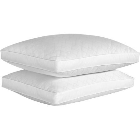 Price comparison product image Beautyrest Luxury Quilted Down Alternative Pillow,  Set of Two Standard / Queen