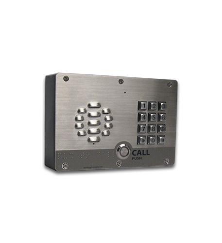 Cyberdata V3 Outdoor Keypad Intercom 011214 by CyberData