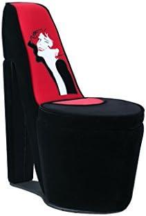 Ore International Storage Chair
