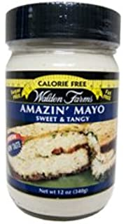 Walden Farms Mayo, Sugar Free, Calorie Free, Carb Free, Fat Free,