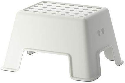 Sedile Per Doccia Ikea.Ikea Bolmen Scaletta Sgabello Plastica Bianco 44x35x26 Cm K Hagberg M Hagberg Amazon It Casa E Cucina