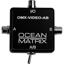 Ocean Matrix Composite Video RCA Input Expander Switch-by-Ocean (Input Expander Switch)