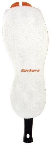 Korkers OmniTrax V3.0 Felt Fishing Shoe Sole, 10 by Korkers