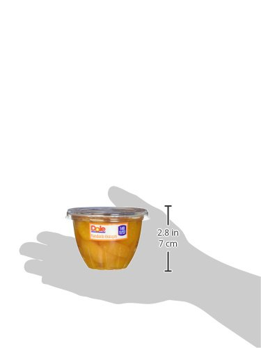Dole Mandarin in Light Syrup, 7-Ounce Cups (Pack of 12) by Dole (Image #2)
