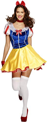 Smiffys Fever Fairytale Costume, with Dress -