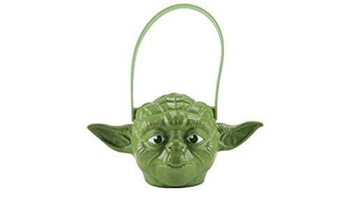 12 Inch Star Wars Yoda Plastic Figural Bucket for $<!--$6.23-->