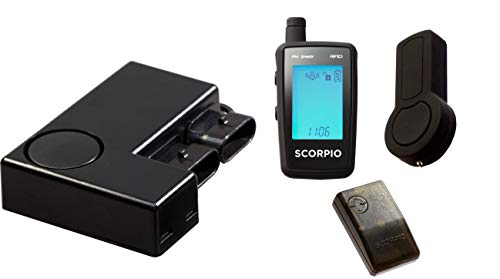 Scorpio Alarm Accessories - RZR-SRX - Hands-Free UTV Alarm System With 2-Way Alerts
