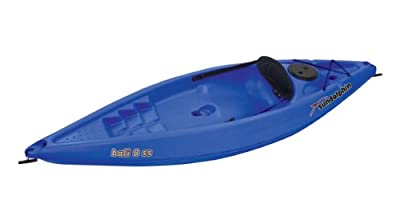 KL Industries Sun Dolphin Bali 8' SS Sit-On-Top Kayak