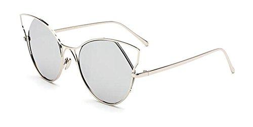 métallique Mercure lunettes de vintage soleil rond retro Lennon polarisées en style de Comprimés inspirées du cercle HpxUZ4PHqw