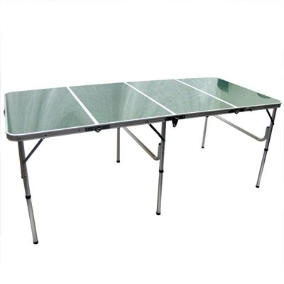 Folding Camping Table Foldable Game Table Portable Party Table