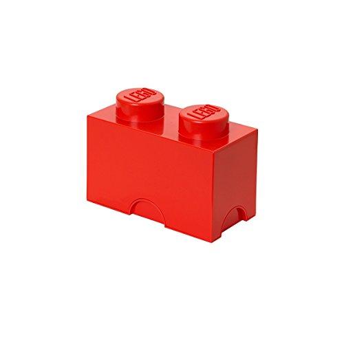 LEGO Storage Brick 2, Red -