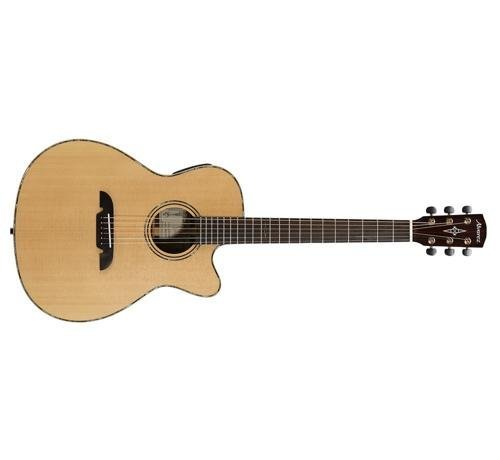 Alvarez MFA70CE Masterworks A70 Series Folk/OM Acoustic-Electric Guitar
