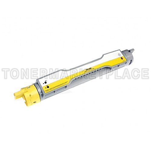Konica Minolta 1710550-002 Yellow Laser Toner Cartridge