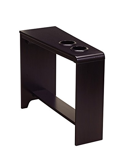 Rectangular Chairside End Table - 8