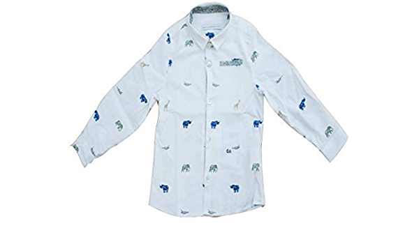 DANIELE ALESSANDRINI - Camisa - para niño Bianco 4 años ...