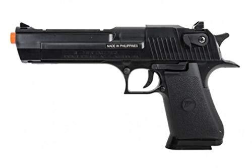 AirSoft Desert Eagle .50AE Magnum Spring Pistol Black 090110-W