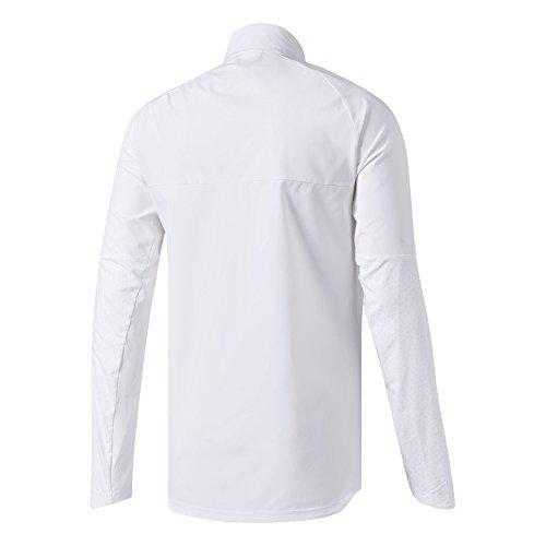 nbsp;m Sn Veste Homme Blanc Adidas nbsp;jkt Pour nbsp;stm ZcSyWt