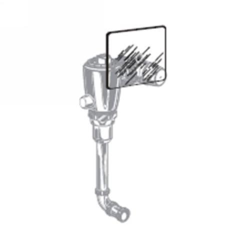 3/4 Back Spud Urinals (American Standard 6063.310.007 Concealed Selectronic 3/4-Inch Back Spud Urinal Flush Valve, DC Powered, 1.0 Gpf, Rough Brass)