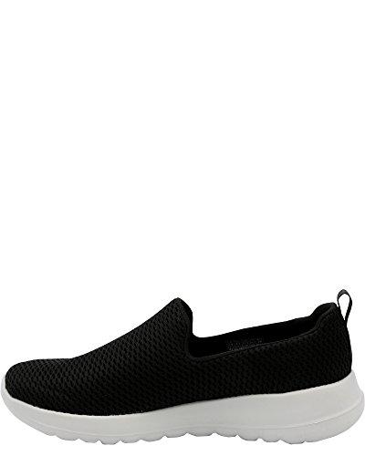 Skechers Womens Gowalk Joy Sneaker Nero / Grigio